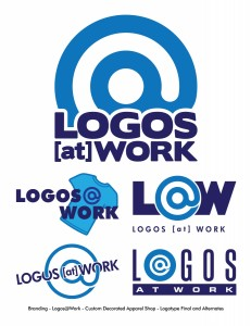 Logos@Work Logotype Concepts