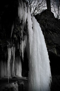 Frozen Waterfall 4
